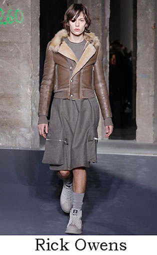 Rick Owens Fall Winter 2016 2017 Style Brand For Men 30