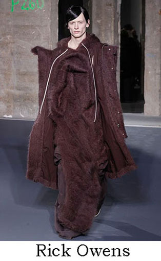 Rick Owens Fall Winter 2016 2017 Style Brand For Men 31