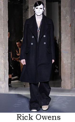 Rick Owens Fall Winter 2016 2017 Style Brand For Men 37