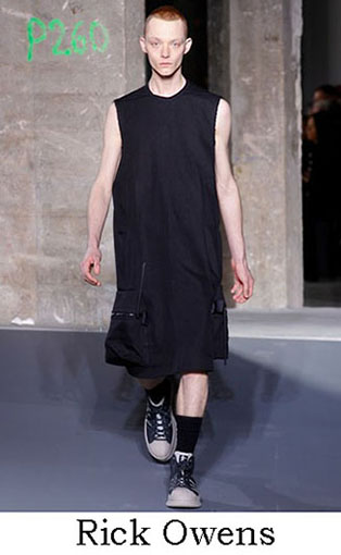 Rick Owens Fall Winter 2016 2017 Style Brand For Men 4
