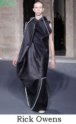 Rick Owens Fall Winter 2016 2017 Style Brand For Men 41