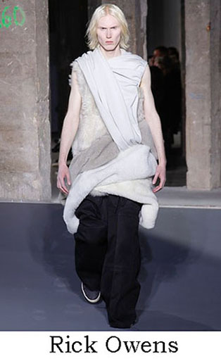 Rick Owens Fall Winter 2016 2017 Style Brand For Men 5