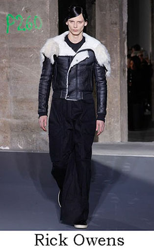 Rick Owens Fall Winter 2016 2017 Style Brand For Men 7