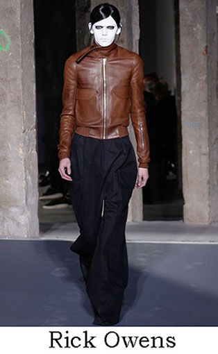 Rick Owens Fall Winter 2016 2017 Style Brand For Men 9