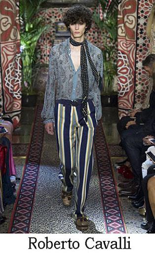Roberto Cavalli Spring Summer 2017 Fashion For Men 4
