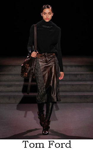 Tom Ford Fall Winter 2016 2017 Lifestyle For Women 14