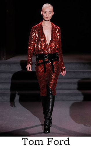 Tom Ford Fall Winter 2016 2017 Lifestyle For Women 24