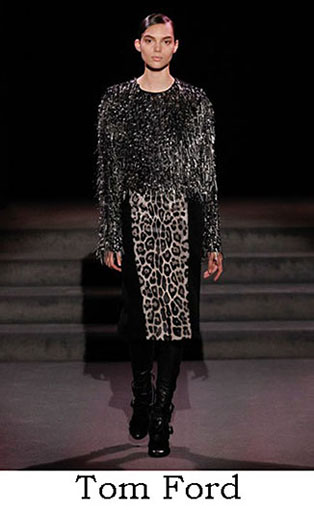 Tom Ford Fall Winter 2016 2017 Lifestyle For Women 27