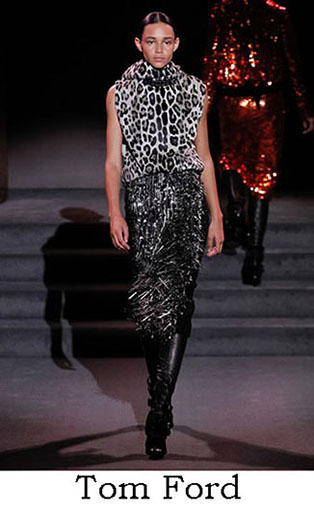 Tom Ford Fall Winter 2016 2017 Lifestyle For Women 28