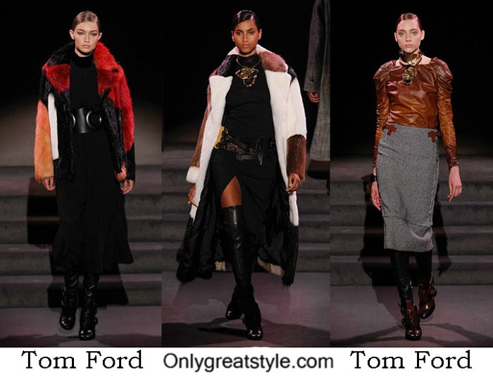 Tom Ford Fall Winter 2016 2017 Lifestyle For Women
