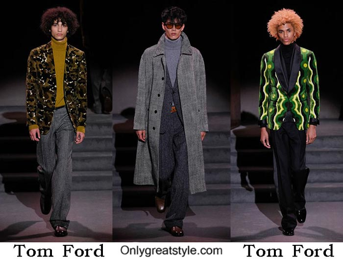 Tom Ford Fall Winter 2016 2017 Style Brand For Men