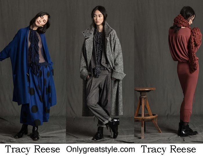 Tracy Reese Fall Winter 2016 2017 Fashion For Women