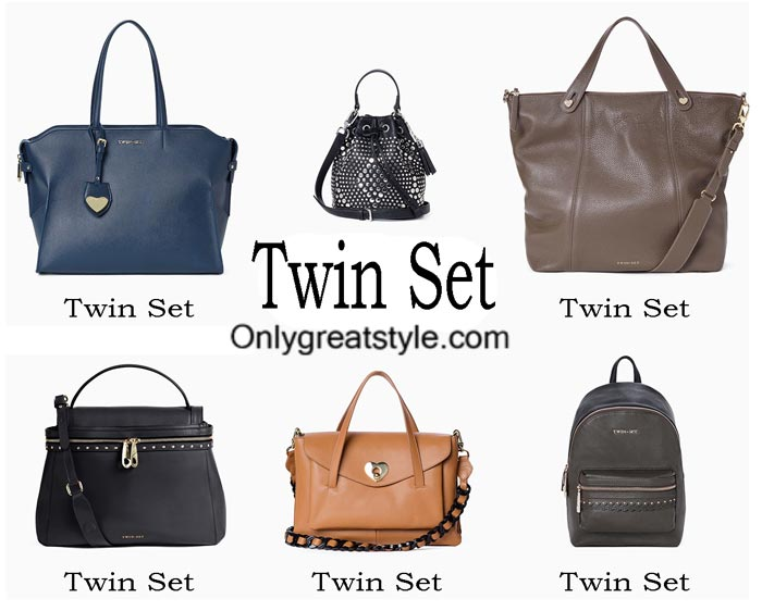 Twin Set Bags Fall Winter 2016 2017 For Women