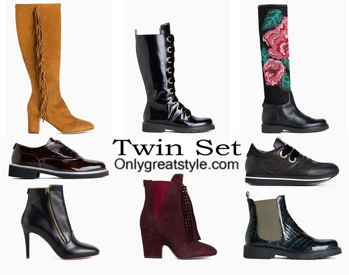 Twin Set Shoes Fall Winter 2016 2017 For Women