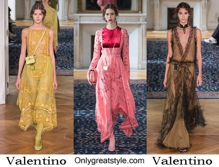 Valentino Spring Summer 2017 Fashion Brand Style Women