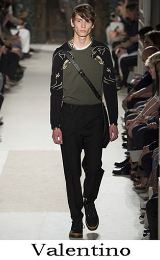 Valentino Spring Summer 2017 Fashion Clothing Men 12