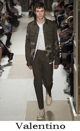 Valentino Spring Summer 2017 Fashion Clothing Men 13