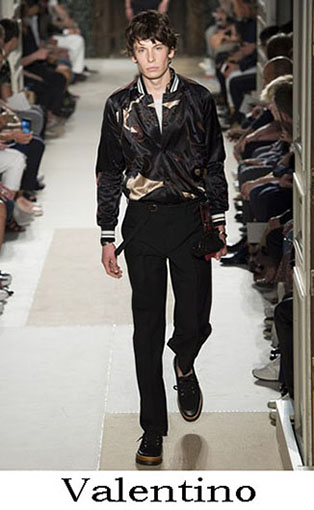 Valentino Spring Summer 2017 Fashion Clothing Men 15