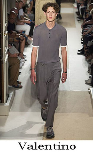 Valentino Spring Summer 2017 Fashion Clothing Men 3