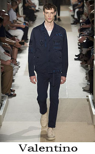 Valentino Spring Summer 2017 Fashion Clothing Men 39