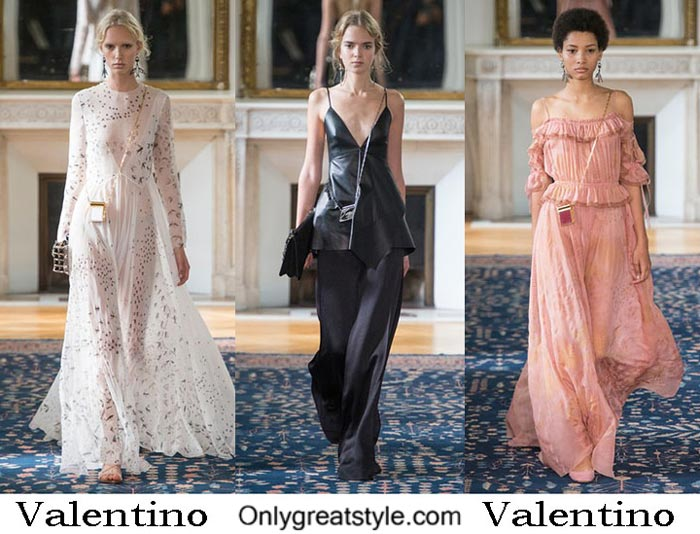 Valentino Spring Summer 2017 Fashion Show For Women