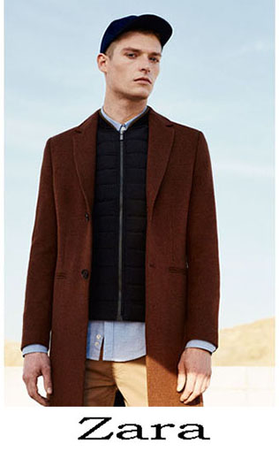 Zara Fall Winter 2016 2017 Style Brand For Men Look 9