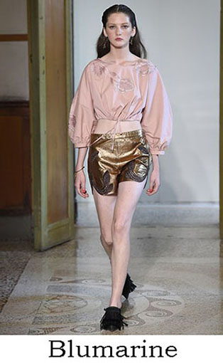 Blumarine Spring Summer 2017 Fashion Brand Style Look 26