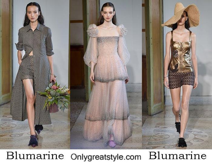 Blumarine Spring Summer 2017 Fashion Show For Women