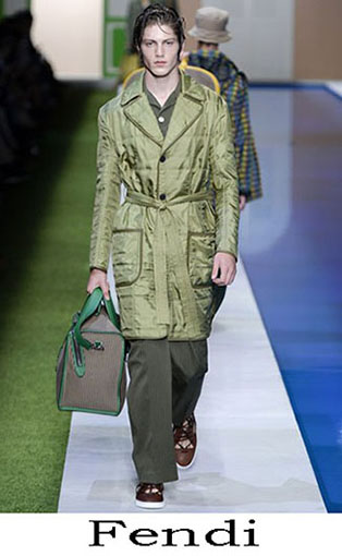 Fendi Spring Summer 2017 Fashion Clothing For Men 10