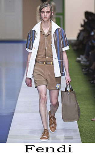 Fendi Spring Summer 2017 Fashion Clothing For Men 16