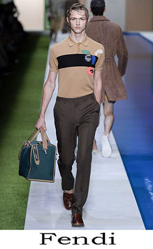 Fendi Spring Summer 2017 Fashion Clothing For Men 17