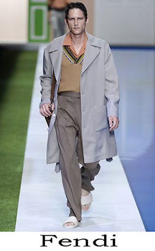Fendi Spring Summer 2017 Fashion Clothing For Men 2