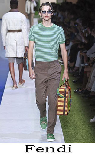 Fendi Spring Summer 2017 Fashion Clothing For Men 24