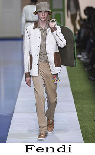 Fendi Spring Summer 2017 Fashion Clothing For Men 26