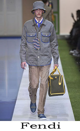 Fendi Spring Summer 2017 Fashion Clothing For Men 30