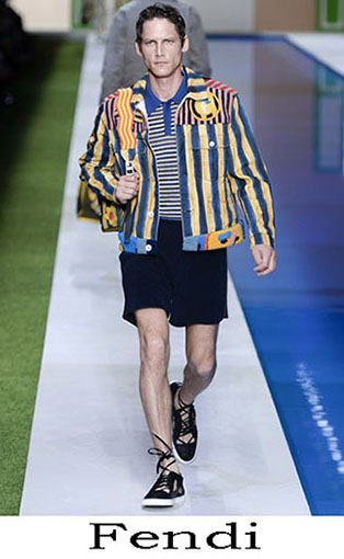 Fendi Spring Summer 2017 Fashion Clothing For Men 32