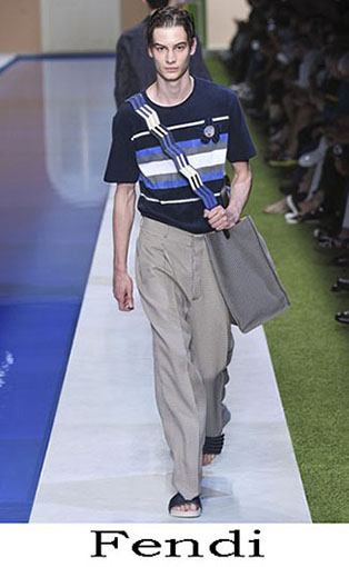 Fendi Spring Summer 2017 Fashion Clothing For Men 34