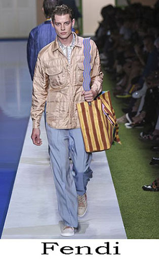 Fendi Spring Summer 2017 Fashion Clothing For Men 36