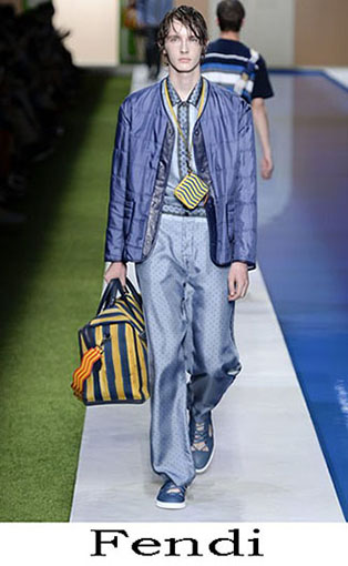 Fendi Spring Summer 2017 Fashion Clothing For Men 37