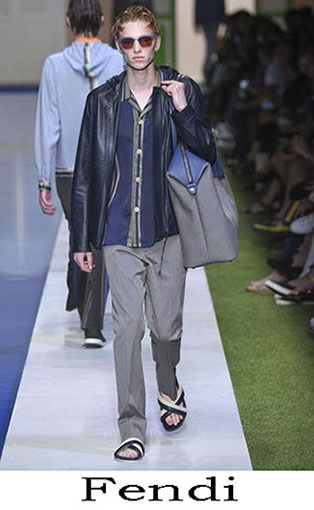 Fendi Spring Summer 2017 Fashion Clothing For Men 39