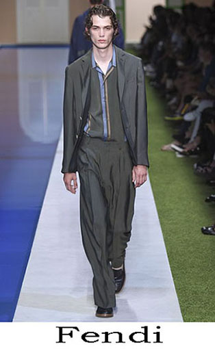 Fendi Spring Summer 2017 Fashion Clothing For Men 40