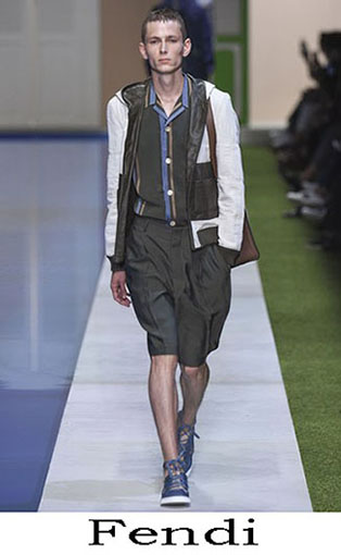 Fendi Spring Summer 2017 Fashion Clothing For Men 42