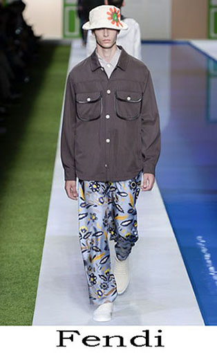 Fendi Spring Summer 2017 Fashion Clothing For Men 44