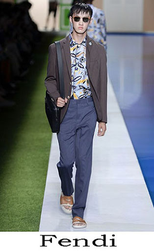 Fendi Spring Summer 2017 Fashion Clothing For Men 46