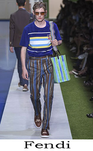 Fendi Spring Summer 2017 Fashion Clothing For Men 47