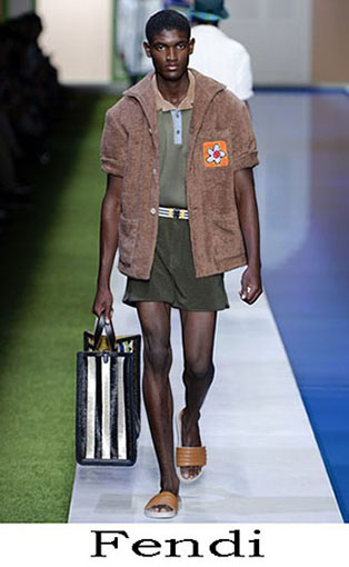 Fendi Spring Summer 2017 Fashion Clothing For Men 48