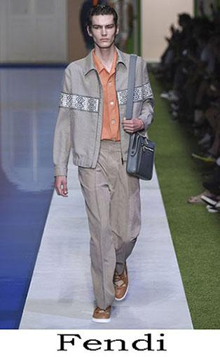 Fendi Spring Summer 2017 Fashion Clothing For Men 49