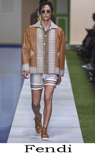 Fendi Spring Summer 2017 Fashion Clothing For Men 51