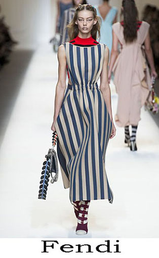 Fendi Spring Summer 2017 Lifestyle Clothing For Women 20