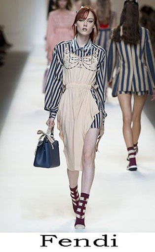 Fendi Spring Summer 2017 Lifestyle Clothing For Women 23